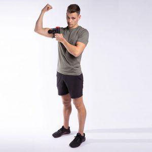 pistola masaje mini pulseroll 3 | Mini pistola de masaje