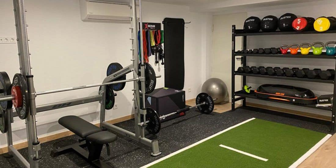 Home gym proyecto 2 | Elated Portfolio