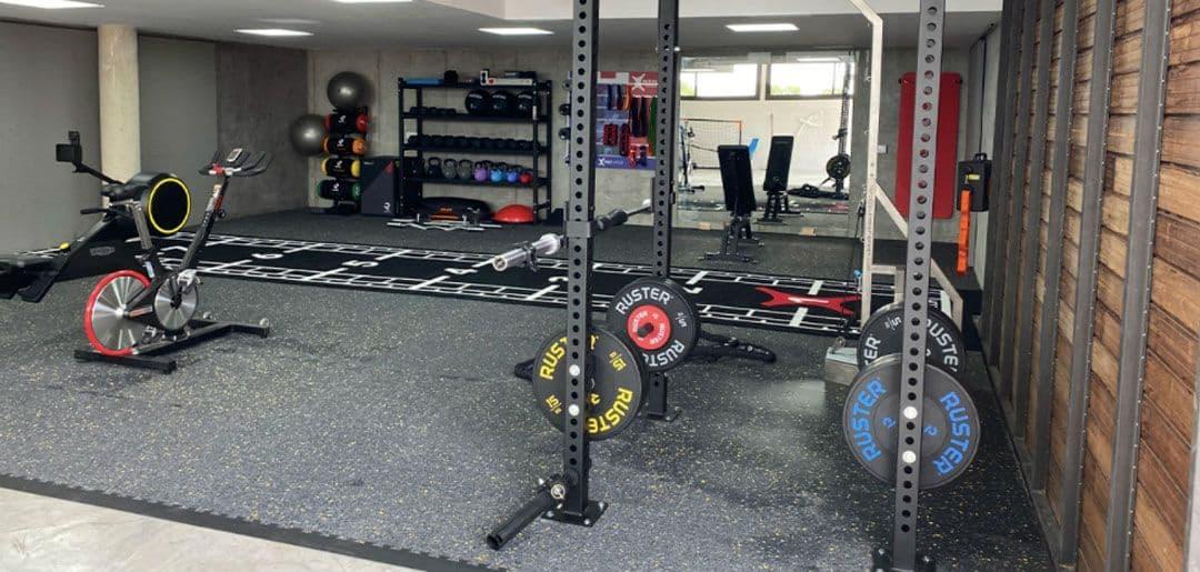 nueva web 3 | Cómo montar un gimnasio en casa para deportistas