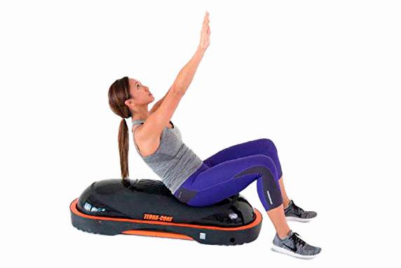 ejercicio en casa con terracore